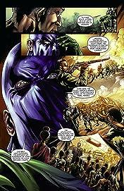 Black Terror Vol. 3: Inhuman Remains