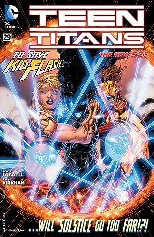 Teen Titans (2011-2014) #29