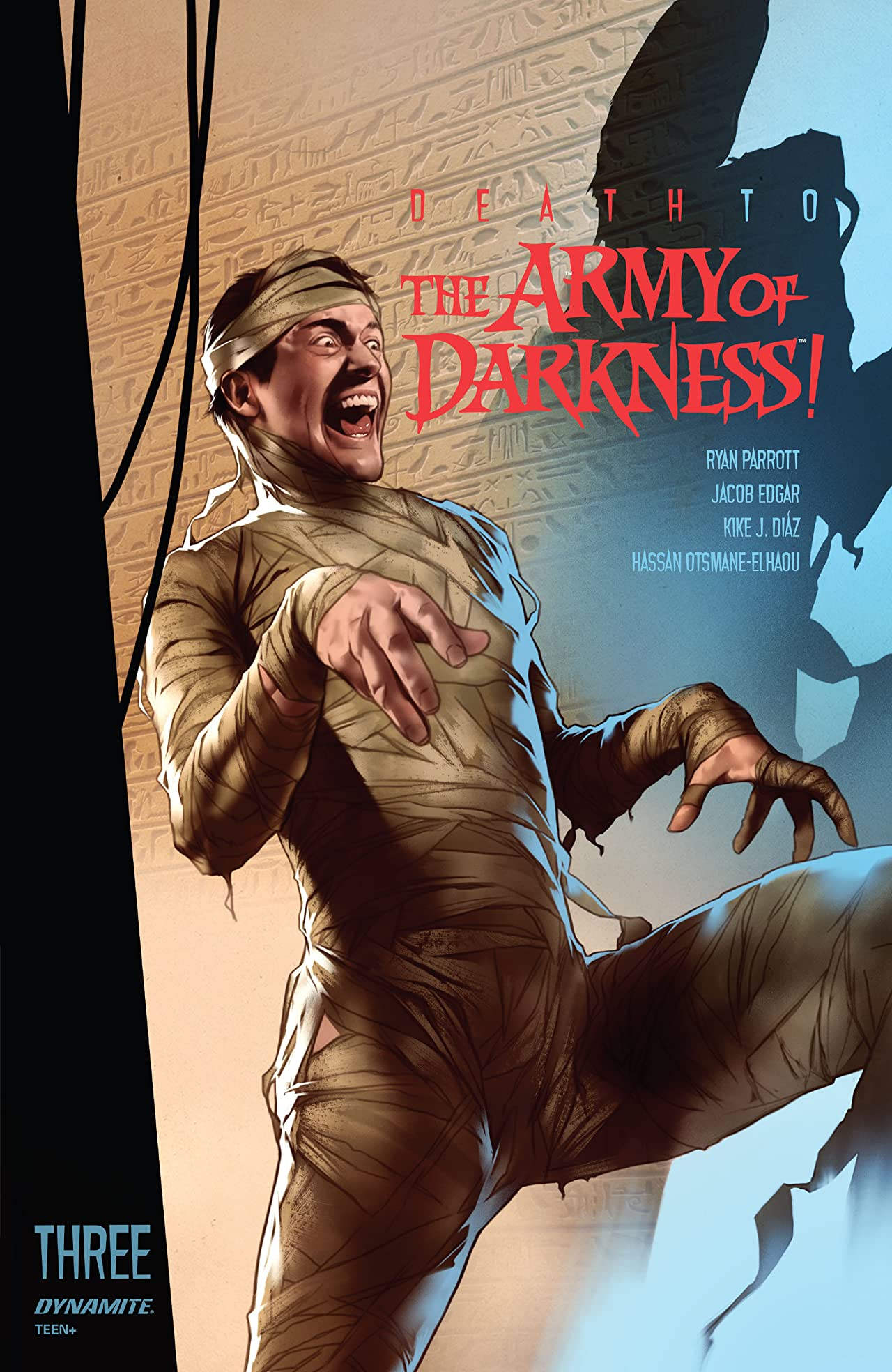 Death to the Army of Darkness No.3