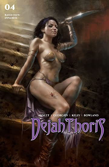 Dejah Thoris (2019-) #4