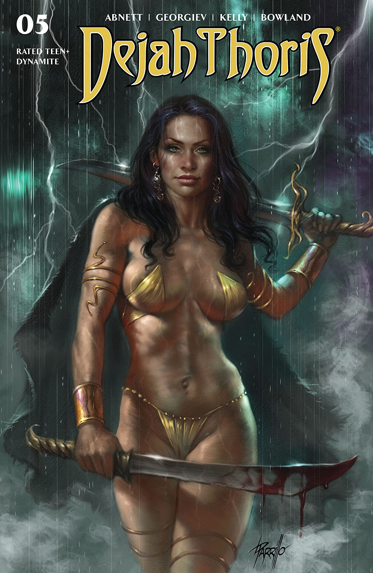 Dejah Thoris (2019-) #5