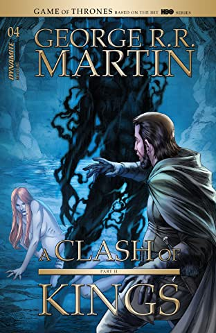 George R.R. Martin's A Clash Of Kings: The Comic Book Vol. 2 #4