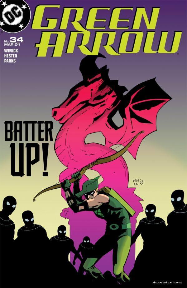 Green Arrow (2001-2007) #34