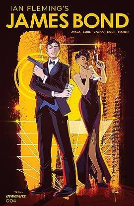 James Bond (2019-) #4