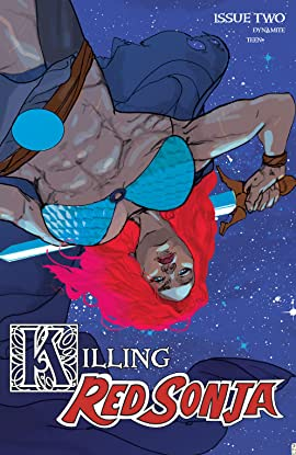 Killing Red Sonja #2