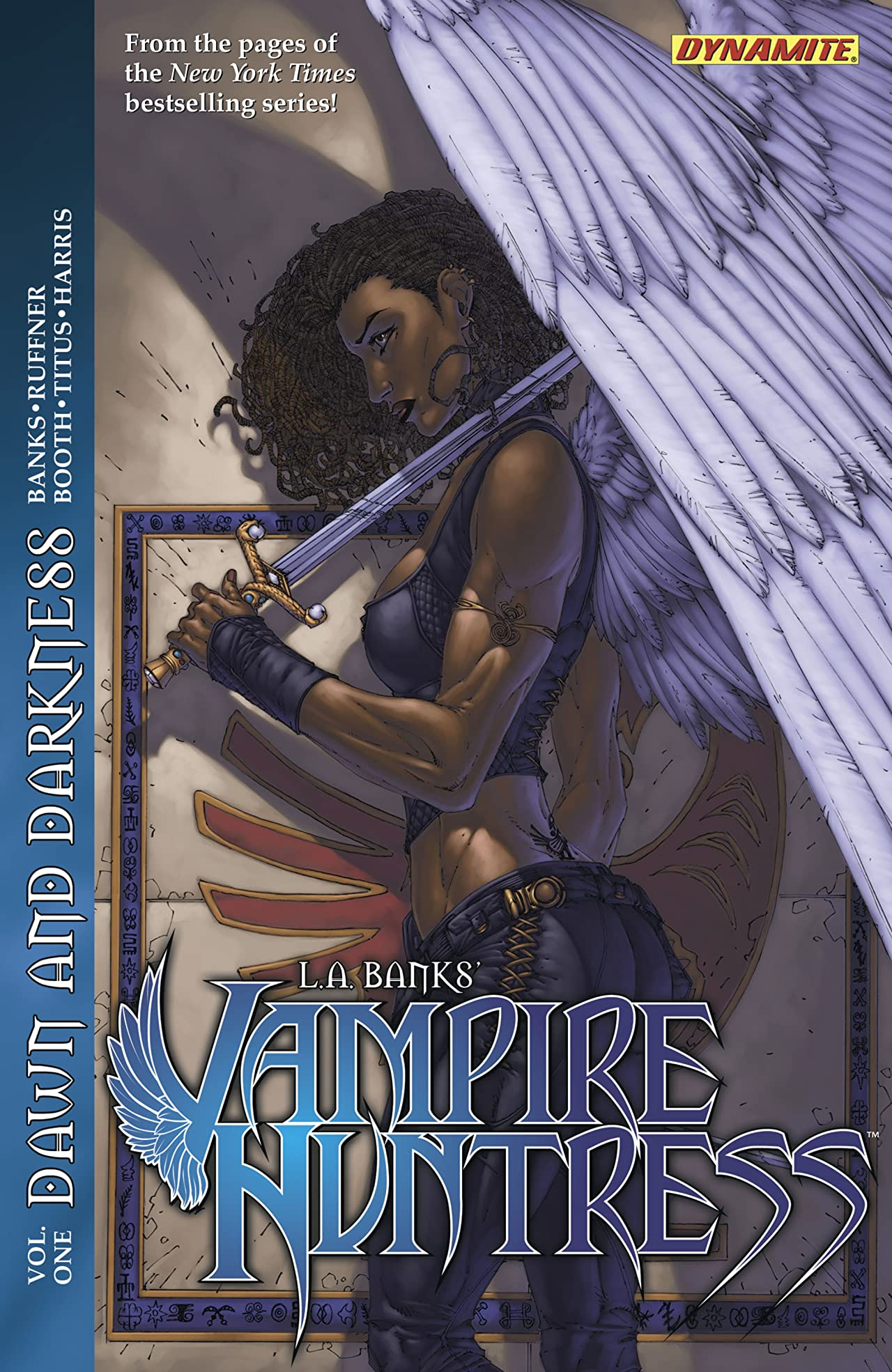 L.A. Banks' Vampire Huntress: Dawn and Darkness