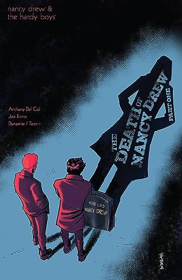 Nancy Drew & The Hardy Boys: The Death of Nancy Drew #1