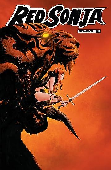 Red Sonja (2019-) #14