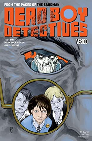 The Dead Boy Detectives (2014-) #4
