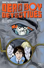 The Dead Boy Detectives (2014-) #4