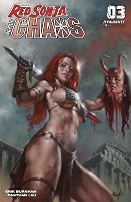 Red Sonja: Age of Chaos #3