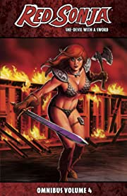 Red Sonja: She-Devil With A Sword Omnibus Vol. 4