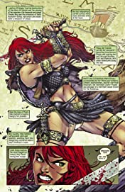Red Sonja: She-Devil With A Sword - Omnibus Vol. 5