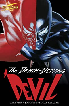 The Death-Defying 'Devil Vol 1