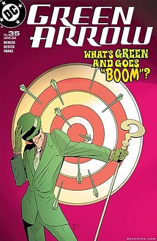Green Arrow (2001-2007) No.35