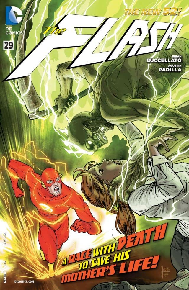 The Flash (2011-2016) #29