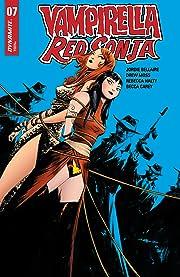 Vampirella/Red Sonja #7