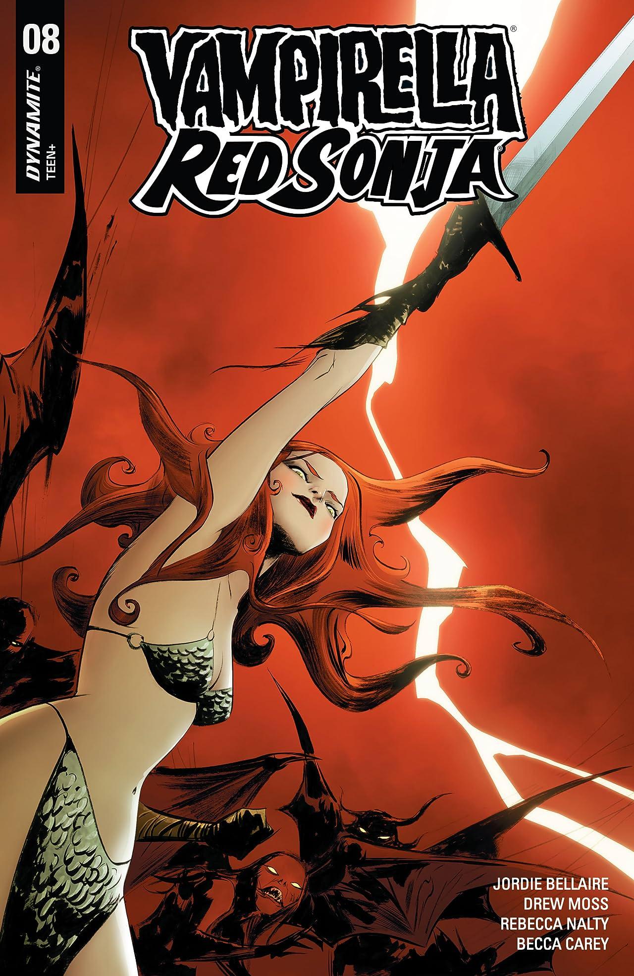 Vampirella/Red Sonja No.8