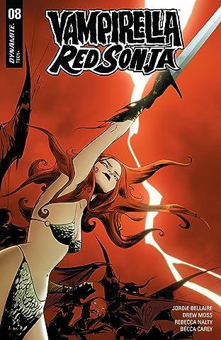 Vampirella/Red Sonja #8