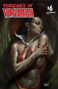 Vengeance of Vampirella No.6