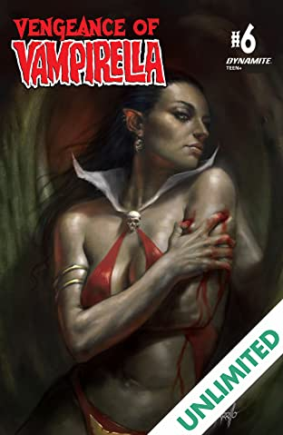 Vengeance of Vampirella #6