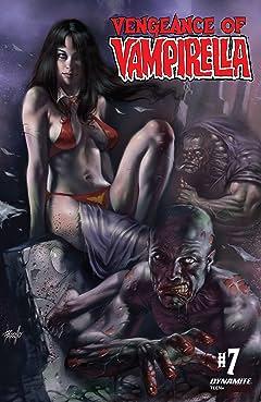 Vengeance of Vampirella No.7