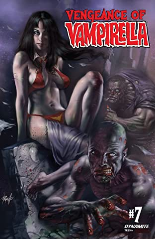 Vengeance of Vampirella No.7