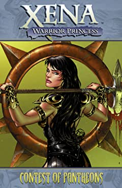 Xena Warrior Princess Vol. 1: Contest of Pantheons