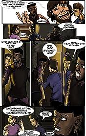 Four Dudes & A Zombie Apocalypse #1