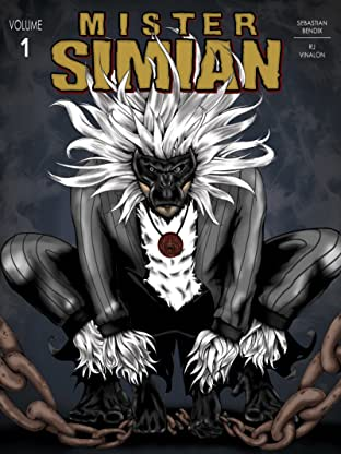 Mister Simian #1