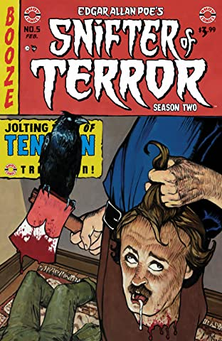 Edgar Allan Poe's Snifter of Terror Vol. 2 #5