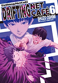 Drifting Net Cafe Tome 6