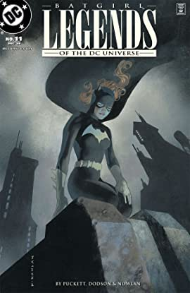 Legends of the DC Universe #11