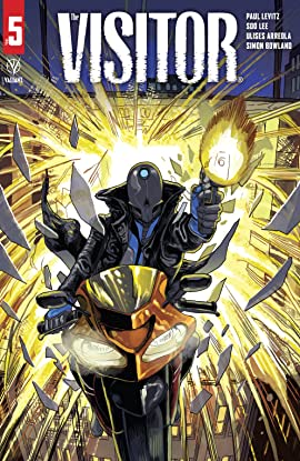 The Visitor (2019) #5