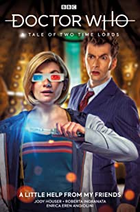 Doctor Who: The Thirteenth Doctor Vol. 4: A Tale of Two Time Lords