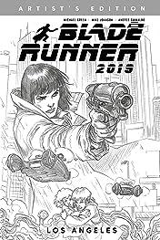 Blade Runner 2019 Artists Edition Vol. 1: Los Angeles