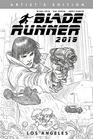 Blade Runner 2019 Artists Edition Vol. 1: Los Angeles