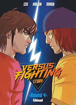 Versus Fighting Story Tome 4