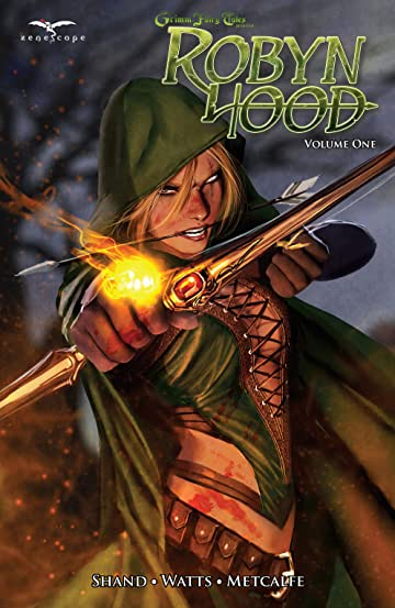 ROBYN HOOD Trilogy Digital Omnibus