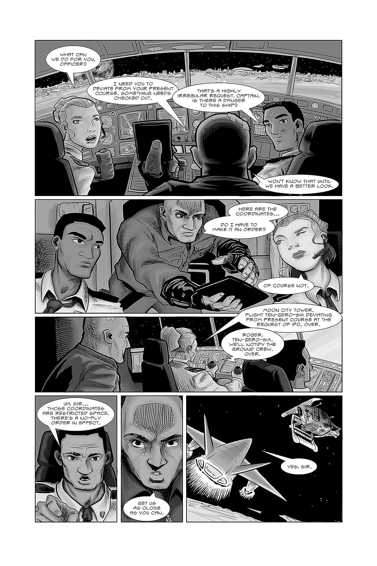 Nadir's Zenith #3