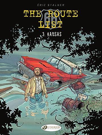 The Route 66 List Vol. 3: Kansas
