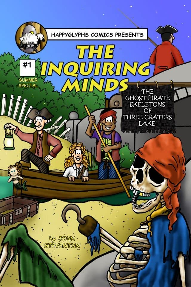 The Inquiring Minds #1