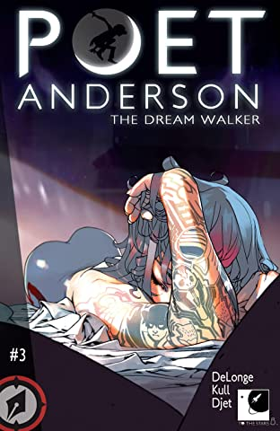 Poet Anderson: The Dream Walker #3