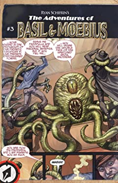 The Adventures of Basil and Moebius No.3