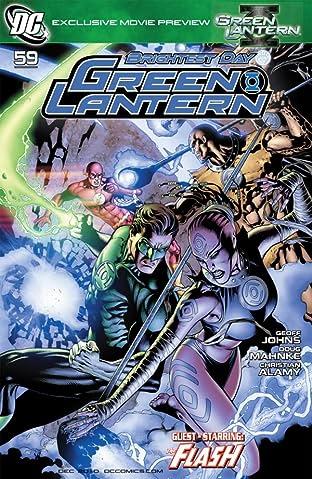 Green Lantern (2005-2011) #59