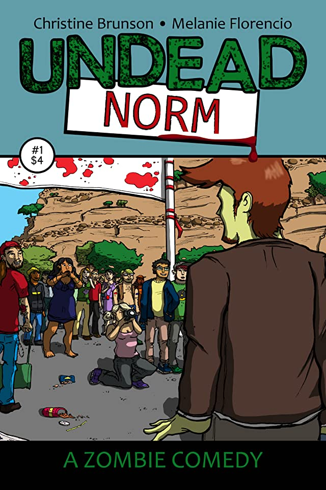 Undead Norm #1