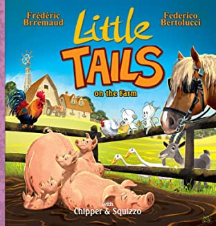 Little Tails: On the Farm
