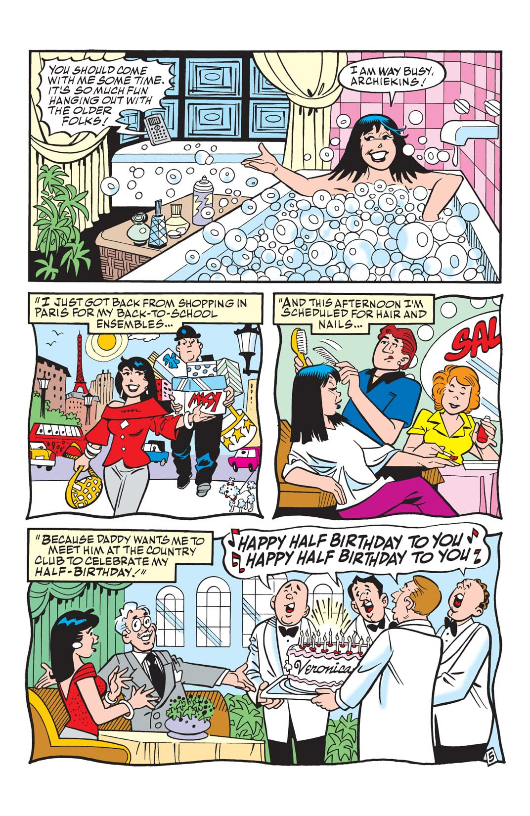 Archie #598