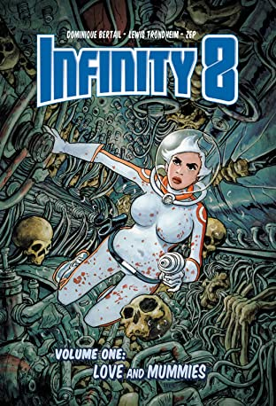 Infinity 8 Vol. 1: Love and Mummies