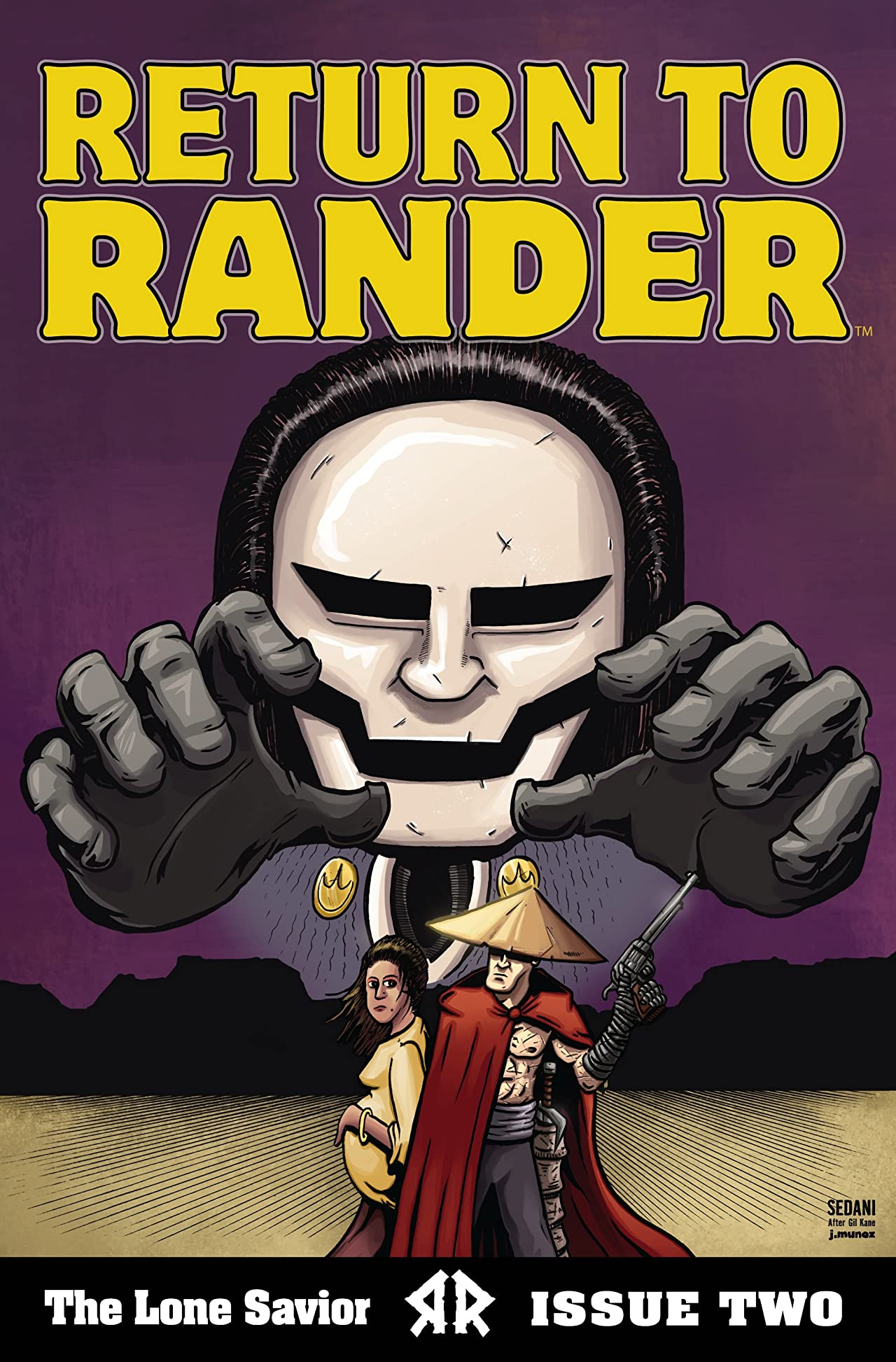 Return To Rander #2